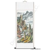 Landscape Painting Southern China Mountains
